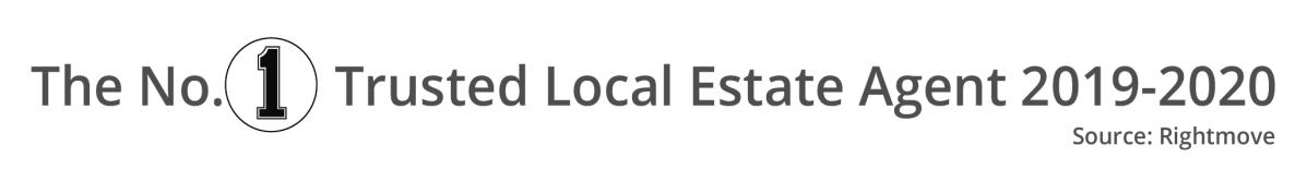 The no 1 local estate agent