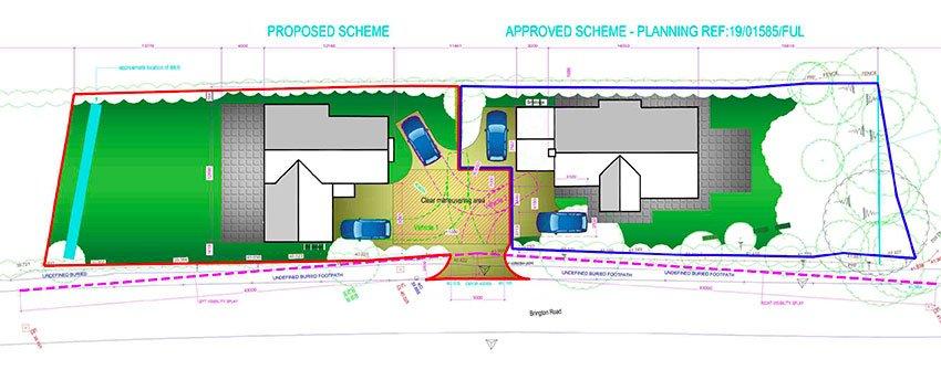 Self Build Brington - Proposed Scheme