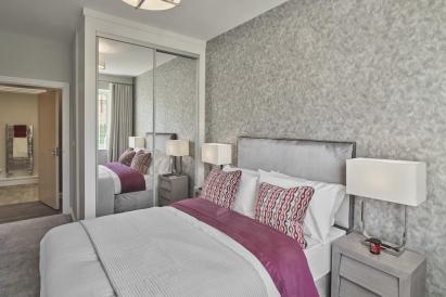 Apt Beatrice Place P Bedroom