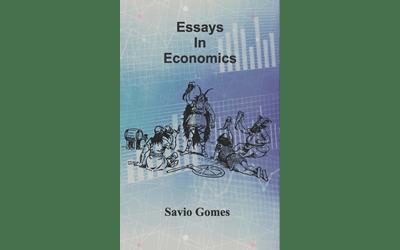 Essays in economics by Savio Gomes