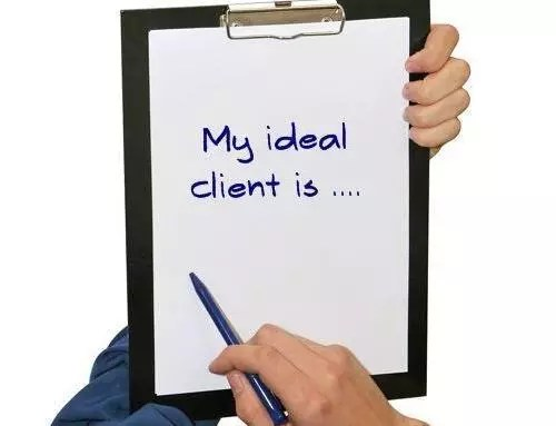 Who is our ideal client?