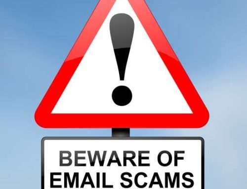 Email Scams – How not to get caught out