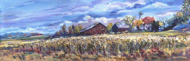 Lianne Westcot Painting