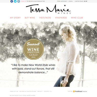 Tessa Marie Wines