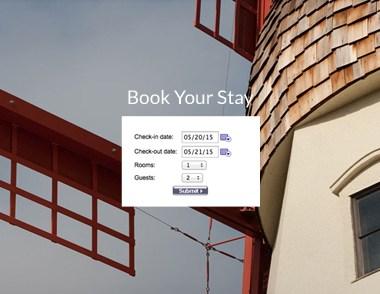 Atterdag Inn New Web Design