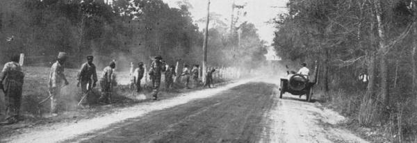 Georgia Track Savannah Race