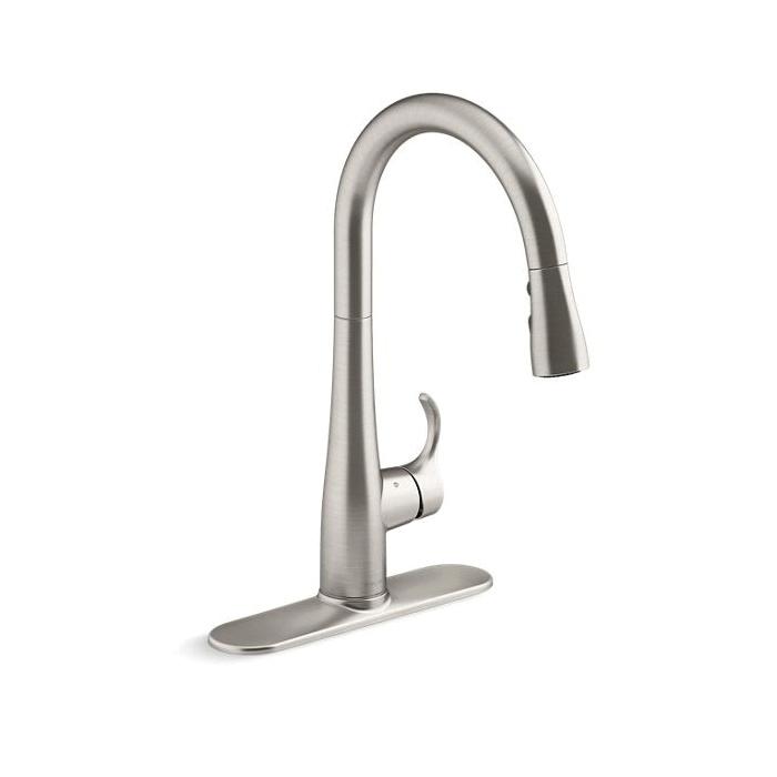 22036 vs touchless kitchen sink faucet