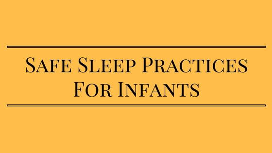 Safe Sleep Practices For Infants First Time Mom