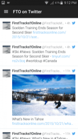 First Tracks!! Online Apps for Android and iOS | First Tracks