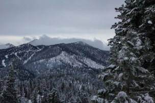 New snow dusts the Sierras at Heavenly Resort in South Lake Tahoe on Saturday (photo: Heavenly Resort)
