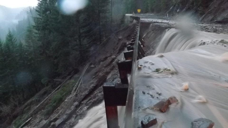Storm Damage Severs White Pass First Tracks Online Ski