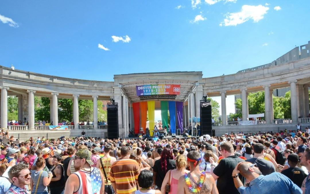 Denver PrideFest Parade