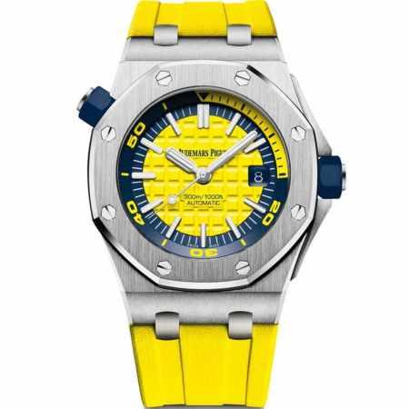 Replica Audemars Piguet Royal Oak Offshore Diver 15710ST.OO.A051CA.01 - Audemars Piguet Clone Watches