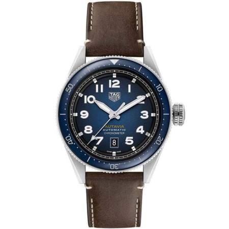 Replica TAG Heuer Autavia Calibre 5 Chronometer WBE5116.FC8266 - TAG Heuer Clone Watches