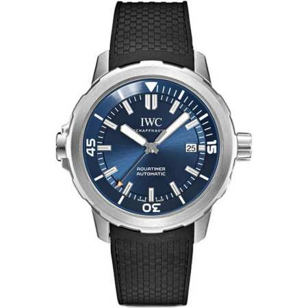 Replica IWC Aquatimer Expedition Jacques-Yves Cousteau IW329005 - IWC Clone Watches