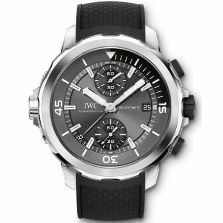 Replica IWC Aquatimer Chronograph Edition Sharks IW379506 - IWC Clone Watches
