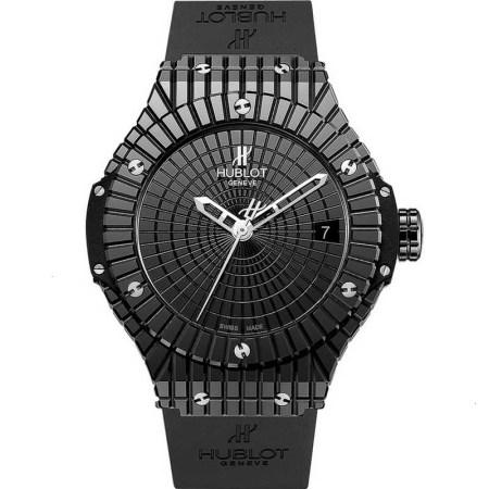 Replica Hublot Big Bang Black Caviar 346.CX.1800.RX - Hublot Clone Watches