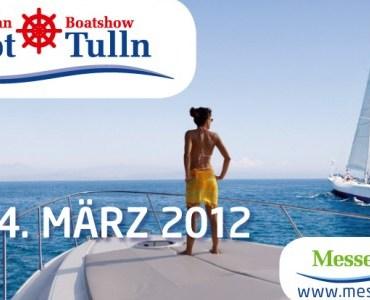 Výstava lodí – Boot Tulln 2012
