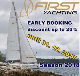 EARLY BOOKING for season 2018
