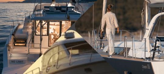 Vyberte si tu správnu loď na dovolenku