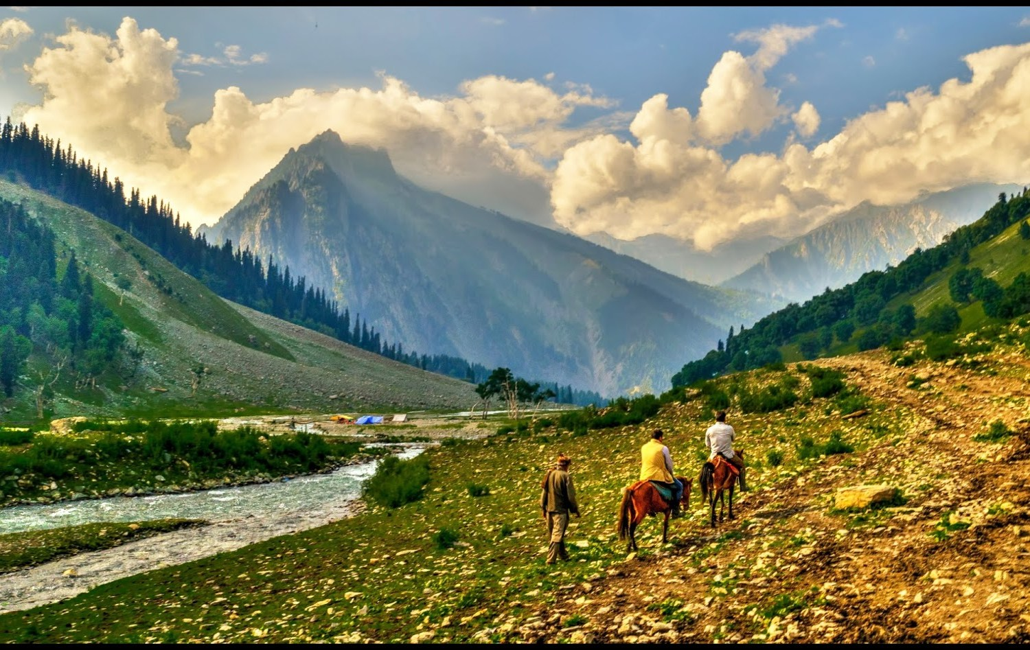 Pahalgam Kashmir Tour Package