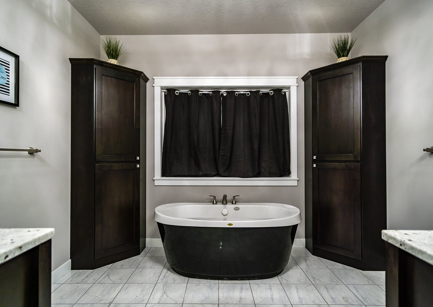 Alder Master Custom Bathroom