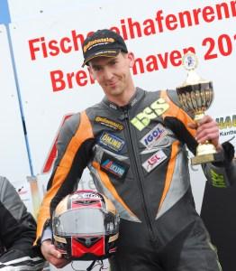 U.a. Sieger bei den Legend Superbikes 2013: Stefan Merkens. Foto: Sabrina Adeline Nagel, www.siesah.de