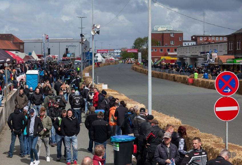 Impressionen vom ersten Tag des 59. Internationalen Fischereihafen-Rennens. Foto: Helmut Gross, grosspicture.de