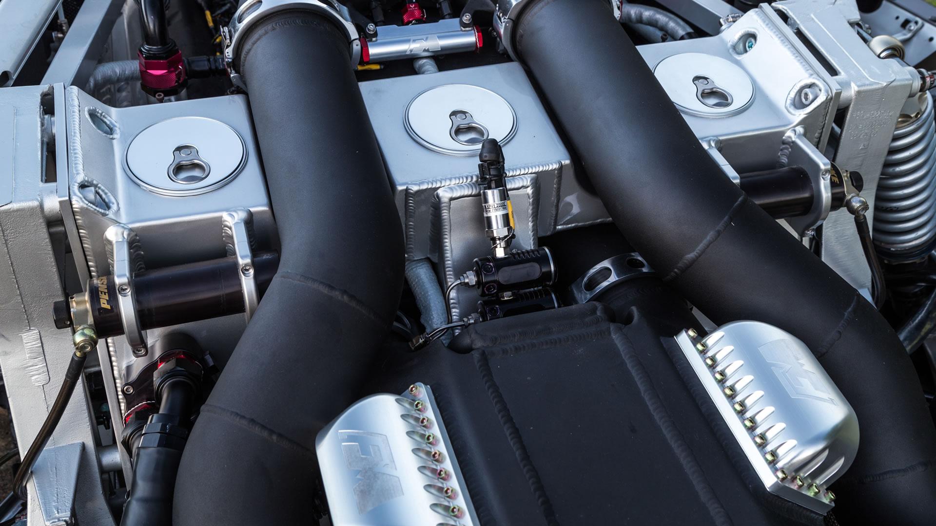 Fischer Motorsports Motec Engine Management Systems Ford Gt40 Wiring Harness Slide 1 Gt M4