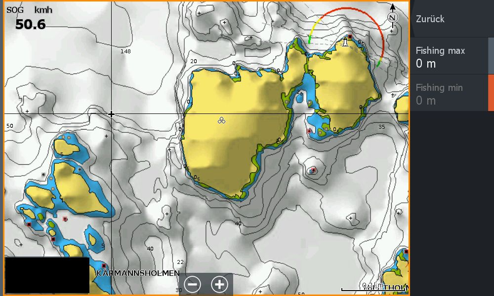 Bild (22) Navionics Maps Platinum 3D ohne Fischrange