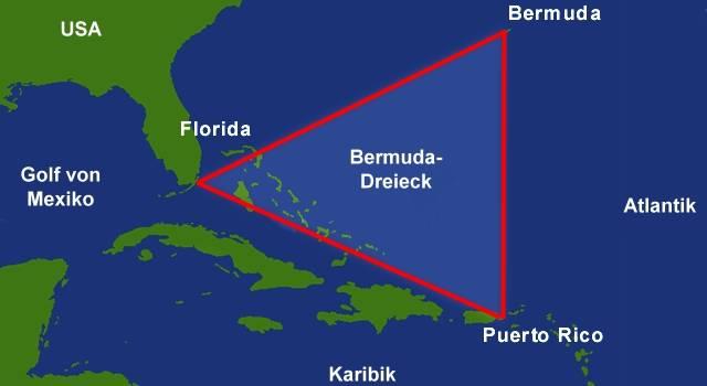 """Mysteriöse """"Kristall-Pyramide"""" im Bermuda-Dreieck (mal wieder) gefunden? Eine Zeitungsente von 1991 macht die Runde: Artikel über die genauen Hintergründe."""