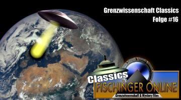 Grenzwissenschaft Classics Videos: Folge #16: Geheimnisvolle Löcher in der Erde - sind sie ein Werk von Aliens und UFOs? (Bild: NASA / Montage: L. A. Fischinger)