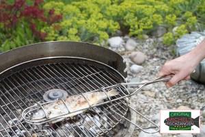 Forelle Grillen - Fischwender