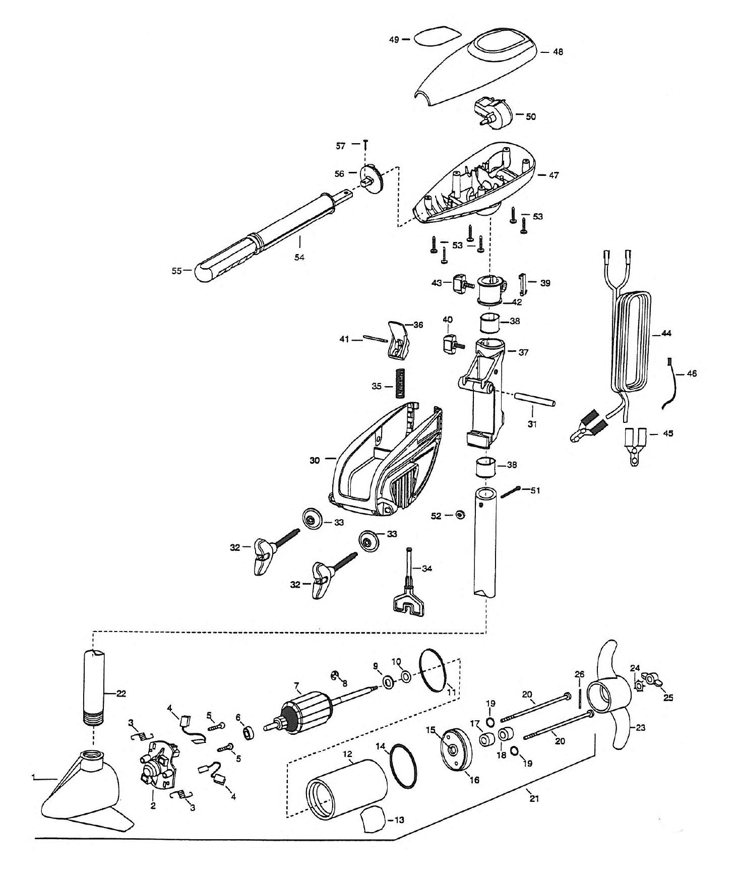 Ulterra Minn Kota Wiring Diagram