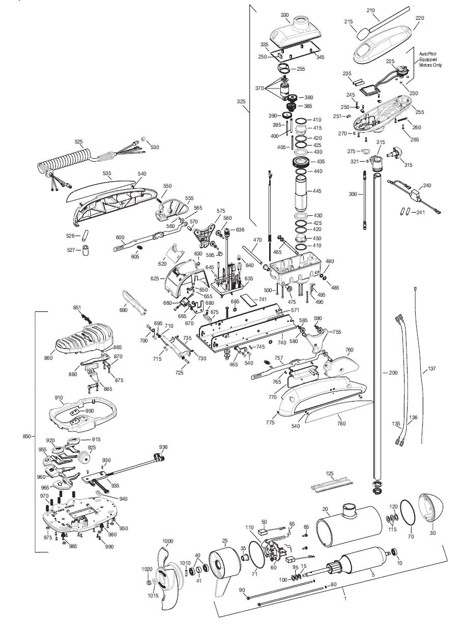 MINN KOTA TROLLING MOTOR WIRING HARNESS - Auto Electrical ... Minn Kota Wiring Harness on boat motor wiring, trim tab switch wiring, 24 volt trolling motor wiring, jon boat wiring,
