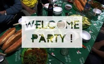 5天   越南志工Welcome Party