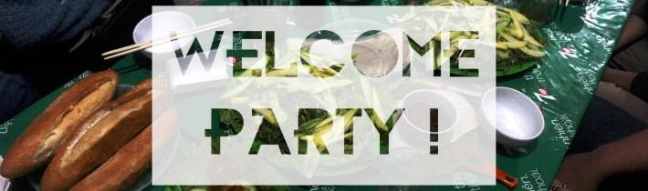 5天 | 越南志工Welcome Party