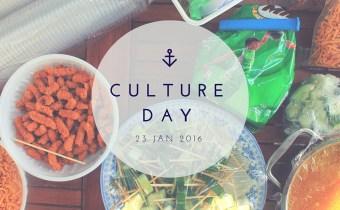 35天   文化节 Culture Day