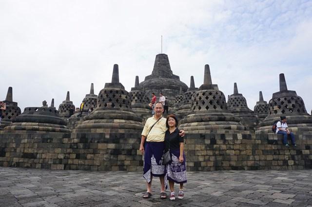 和父母去旅行