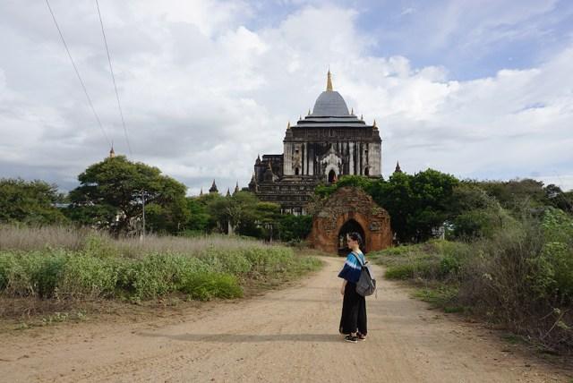蒲甘寺庙探寻之旅