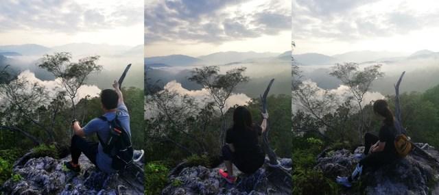 水晶山bukittabur