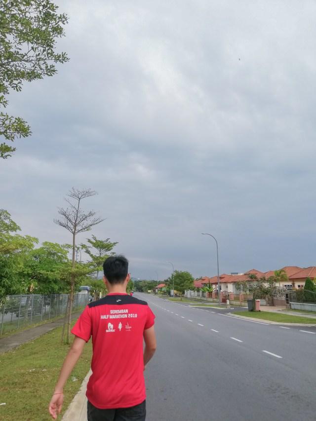 21km芙蓉马拉松