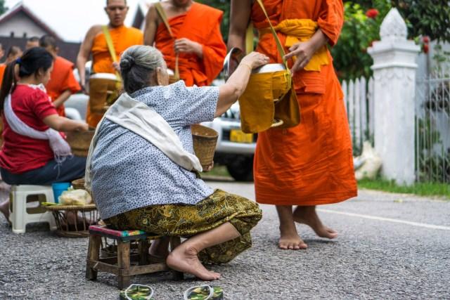 老挝琅勃拉邦攻略