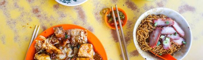文冬美食 | 泰国料理、烧鸭面到广西酿料,一路吃到挂!