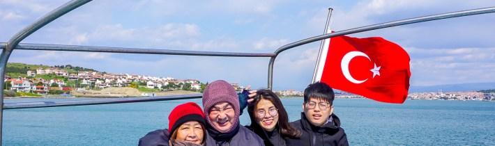 艾瓦勒克 Ayvalik | 途径希腊的爱琴海,乘船去纯陀岛Cunda。