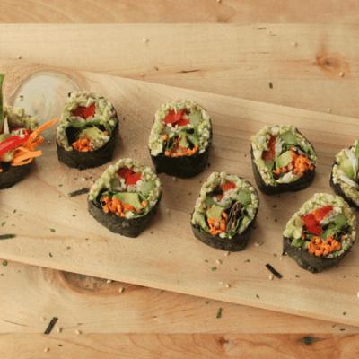 The Sushi Season of Life: Finding Joy in Hard Seasons