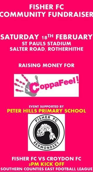 Fisher v Croydon Community Fundraising Day