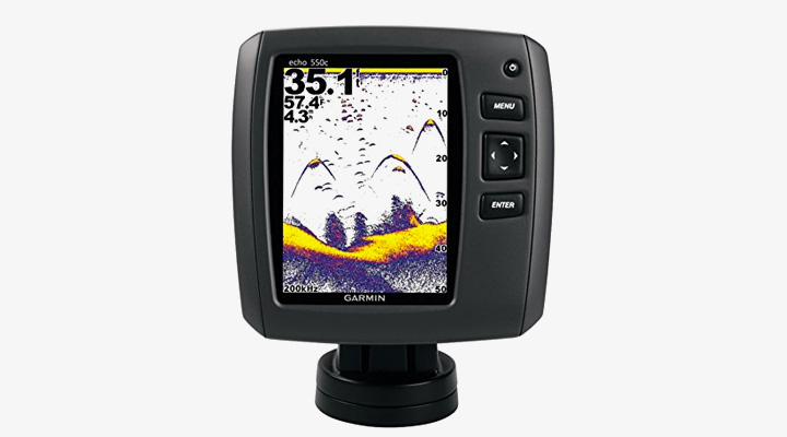 Garmin Echo 550c FishFinder Review