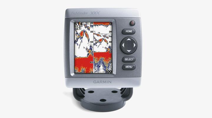 Garmin Waterproof FishFinder 300C Review