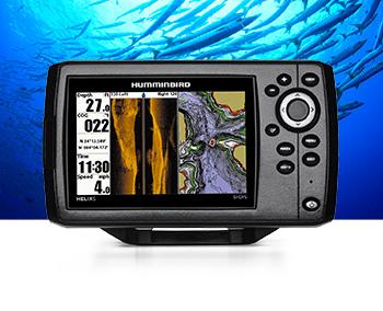 Humminbird Helix 5 SI GPS FishFinder
